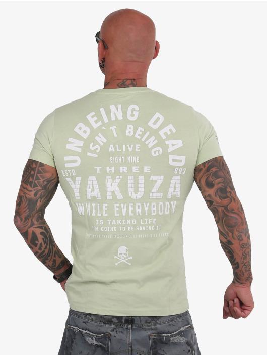 Yakuza T-Shirt Unbeing green