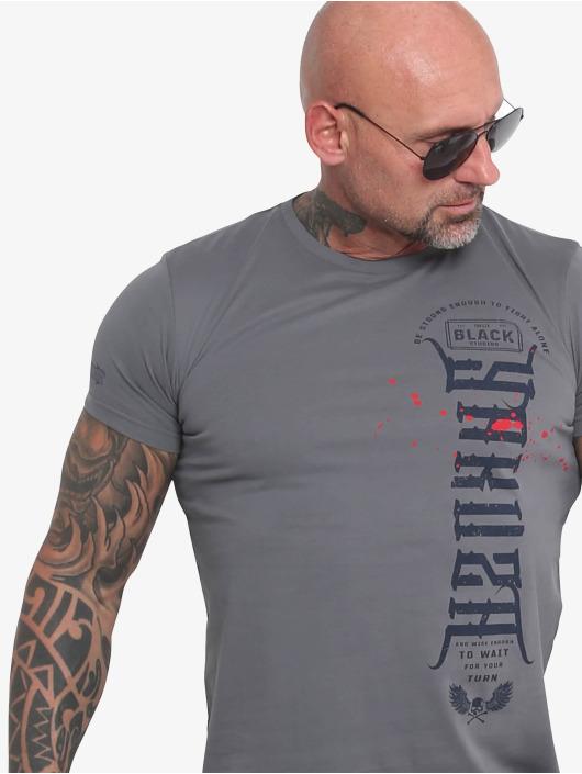 Yakuza T-shirt Ammo grigio