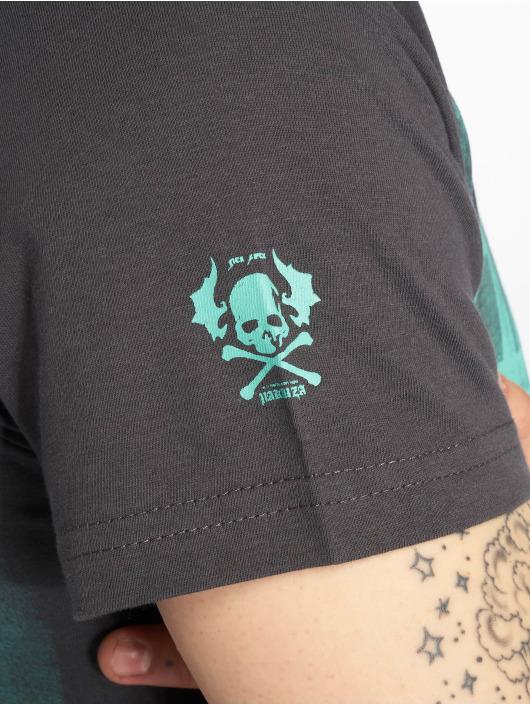 Yakuza T-Shirt Lock Up gris