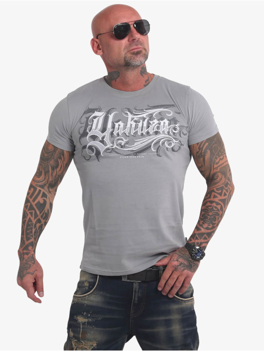 Yakuza T-Shirt Glory gris