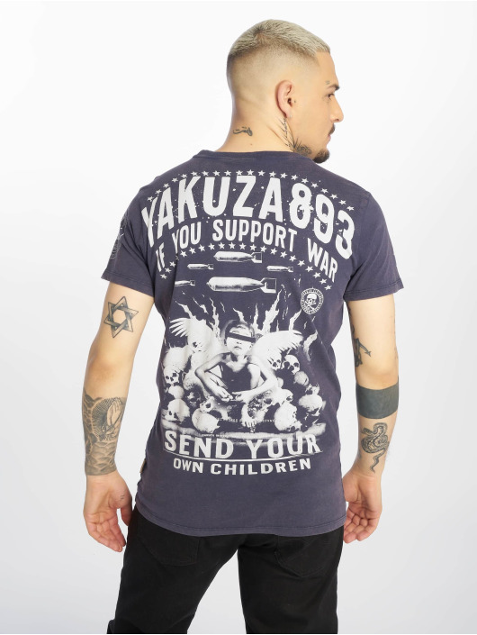 Yakuza T-Shirt Support ? indigo