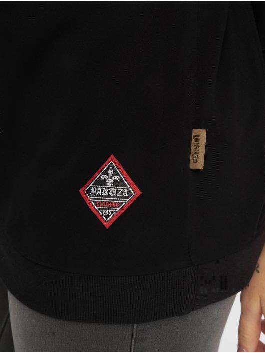 Yakuza T-Shirt manches longues Imperator noir
