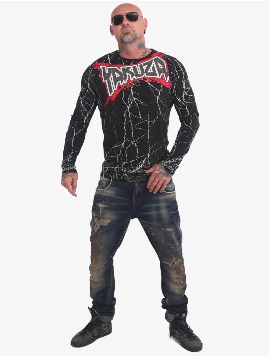 Yakuza T-Shirt manches longues Toxin noir