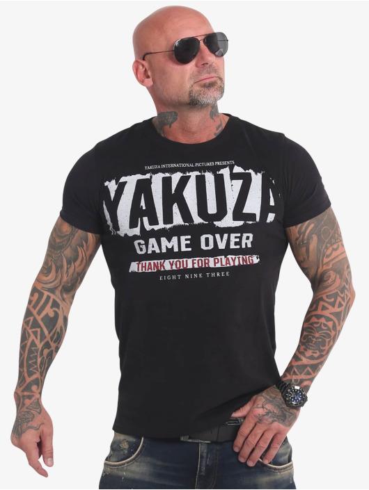 Yakuza T-shirt Hating Clown nero