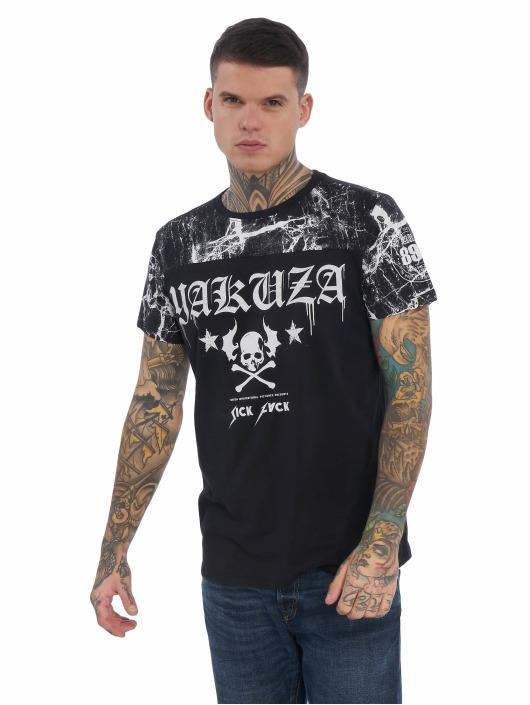 Yakuza T-Shirt Marble noir