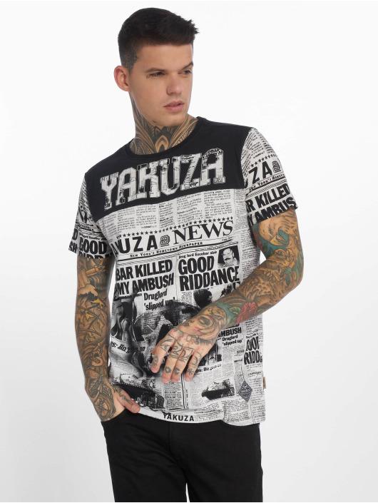 Yakuza T-Shirt Escobar noir
