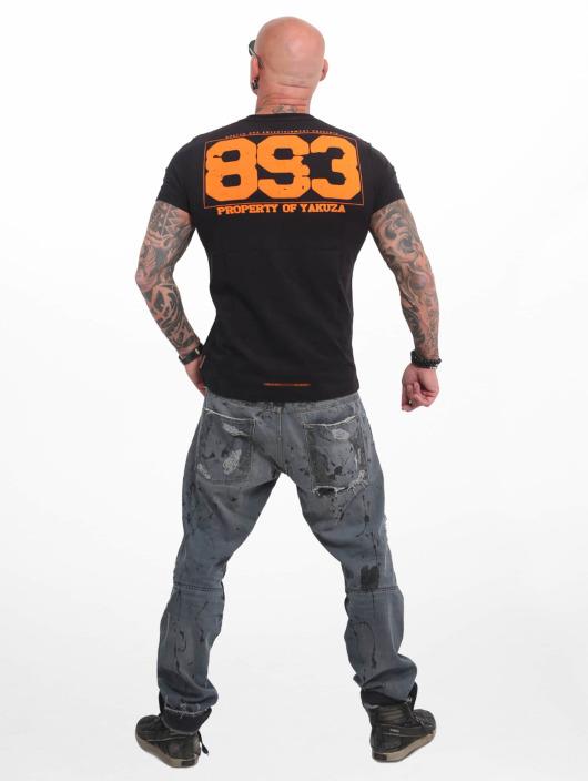 Yakuza T-Shirt Property noir