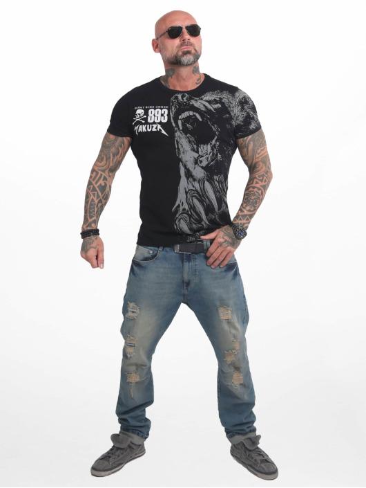Yakuza T-Shirt Beast noir