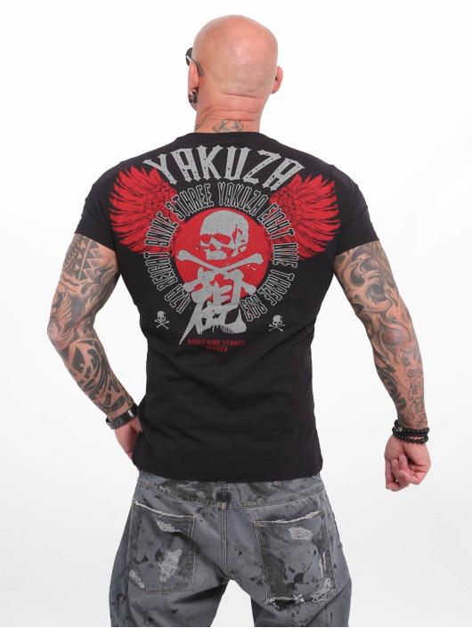 Yakuza T-Shirt Nippon noir