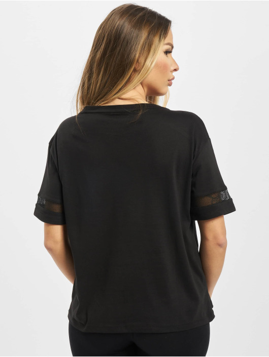 Yakuza T-Shirt Ent Panelling Box Fit noir