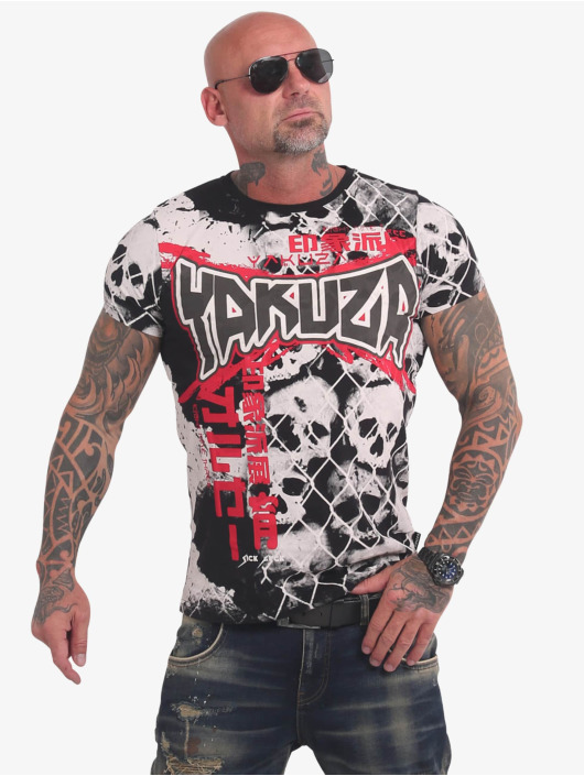 Yakuza T-Shirt Killing Fields noir