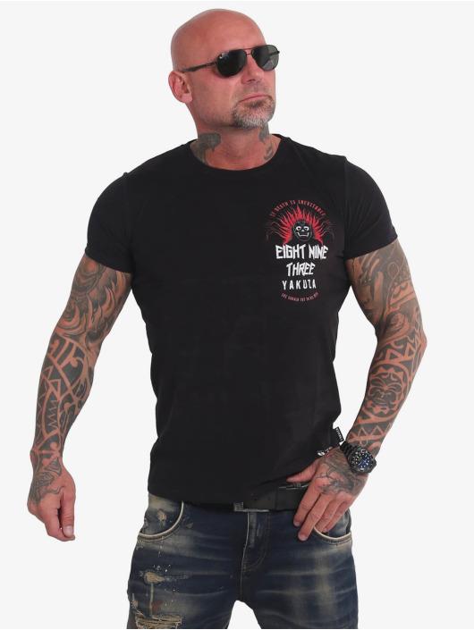 Yakuza T-Shirt Inevitable noir