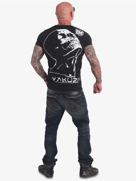 Yakuza T-Shirt Nippon Zombie noir