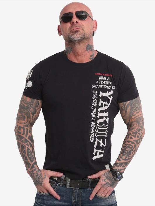 Yakuza T-Shirt TSB18038 noir