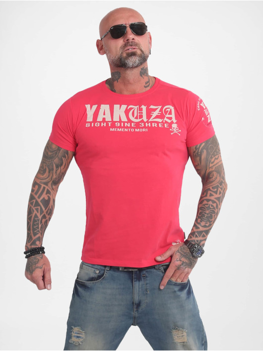 Yakuza T-Shirt Know pink