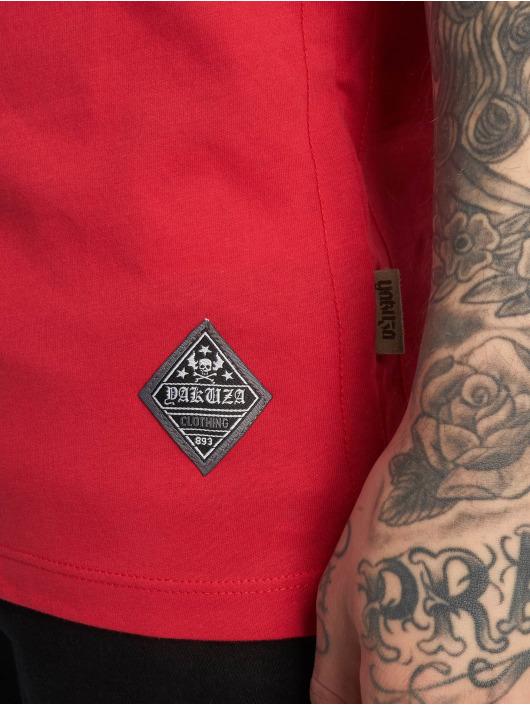 Yakuza T-Shirt Enemy red