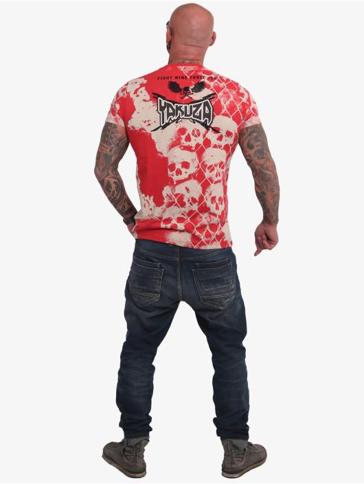 Yakuza T-Shirt Killing Fields red
