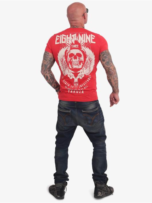 Yakuza T-Shirt Inevitable red