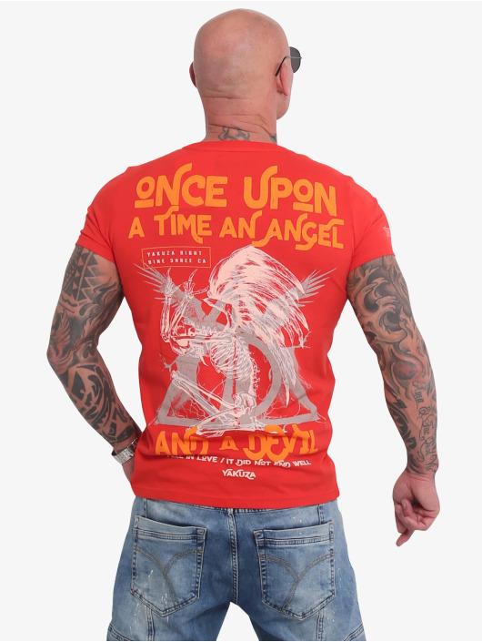 Yakuza t-shirt Once Upon rood