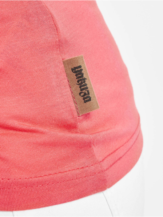 Yakuza T-shirt Basic Line Script V Neck ros
