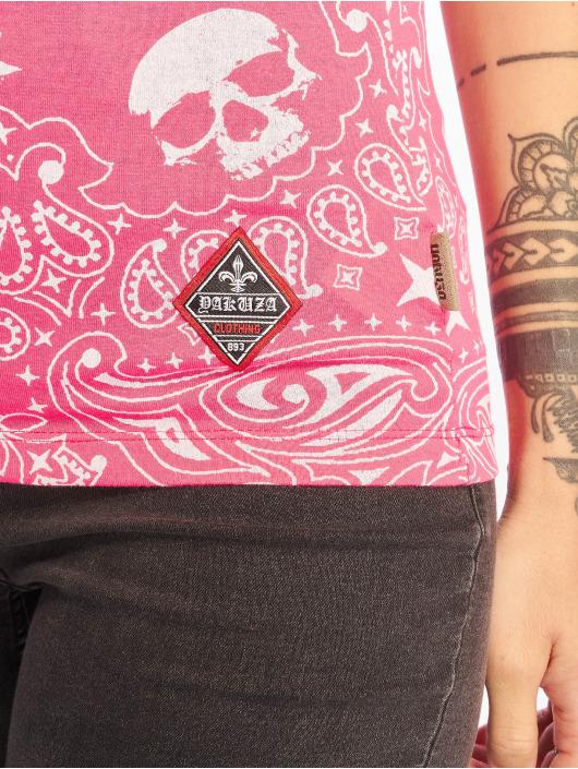Yakuza T-Shirt Tijuana rosa