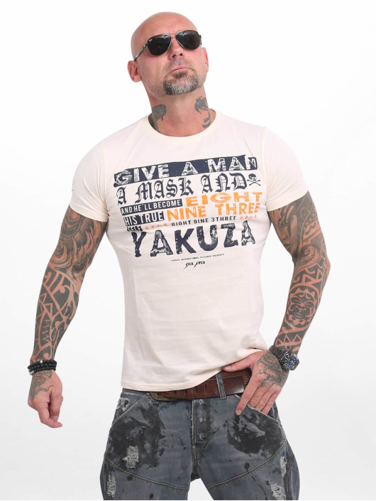 Yakuza T-Shirt Fly rosa