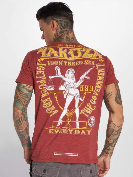 Yakuza T-Shirt Everyday rot