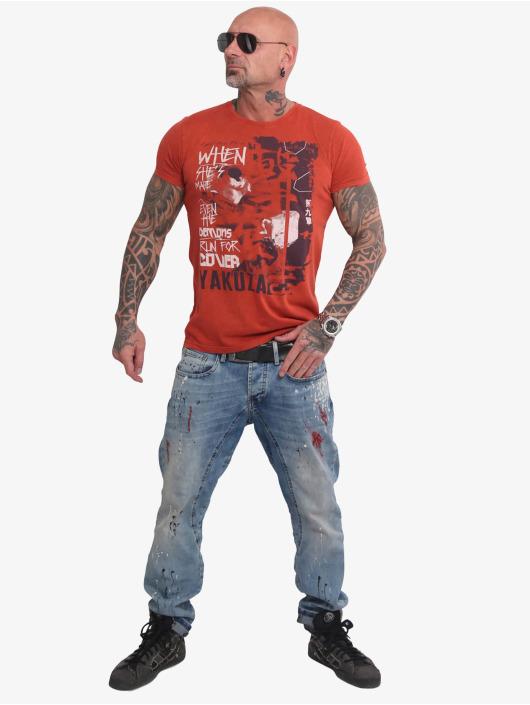 Yakuza T-Shirt Run For Cover rot