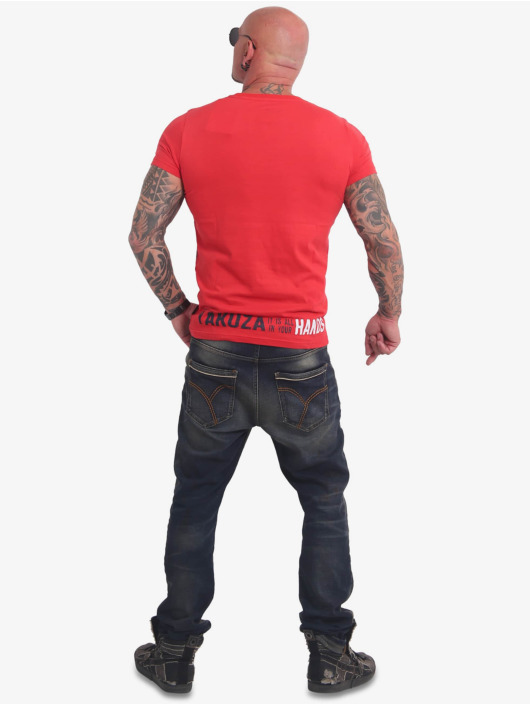 Yakuza T-Shirt Carnal rot
