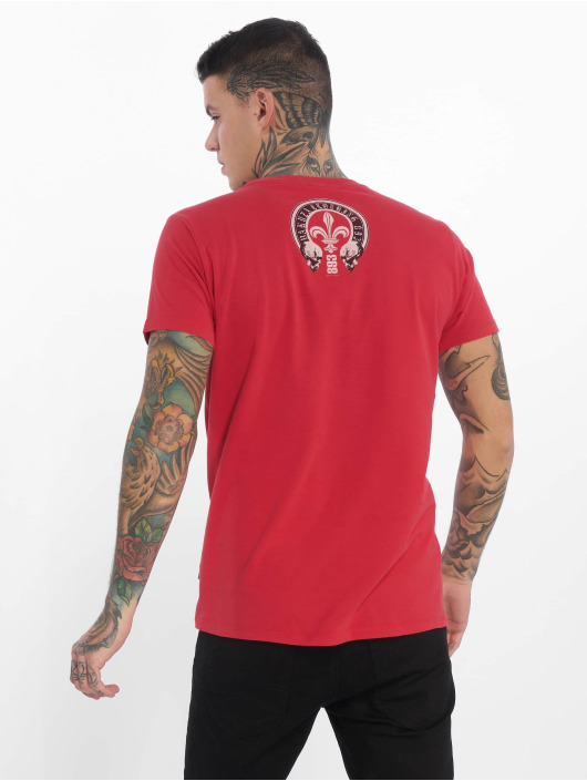 Yakuza T-Shirt Profile rouge