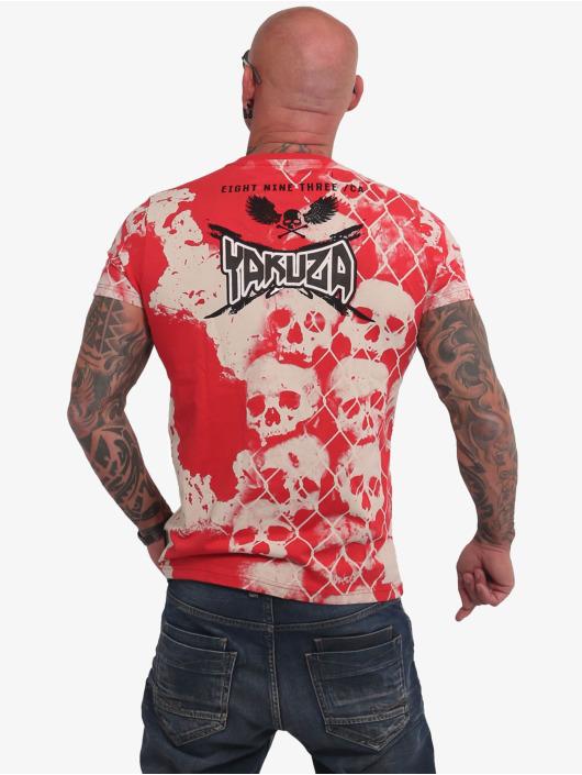 Yakuza T-Shirt Killing Fields rouge