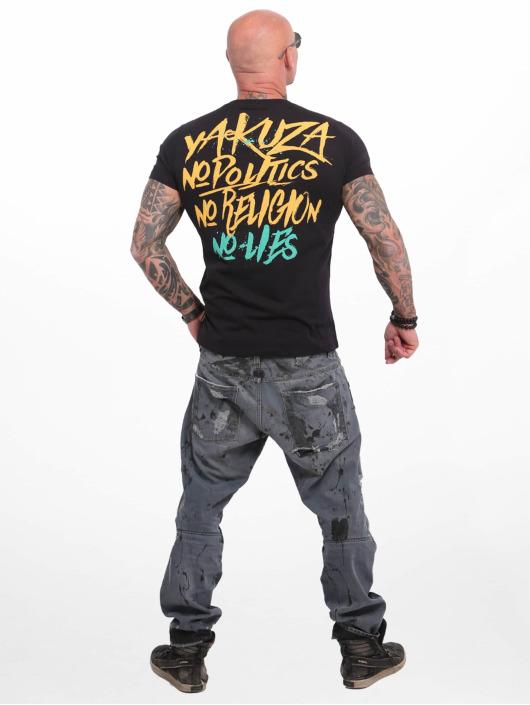Yakuza T-Shirt No No No schwarz