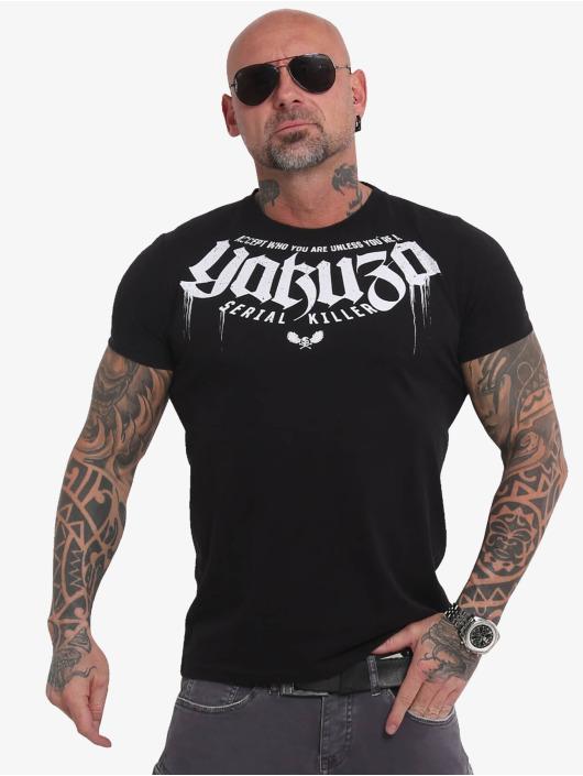 Yakuza T-Shirt Killer schwarz