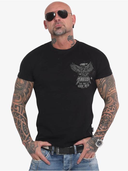 Yakuza T-Shirt Dry Ink schwarz