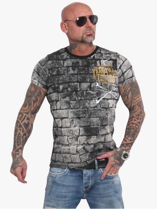 Yakuza T-Shirt The Devil schwarz