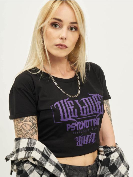 Yakuza T-Shirt We Love Box Fit schwarz
