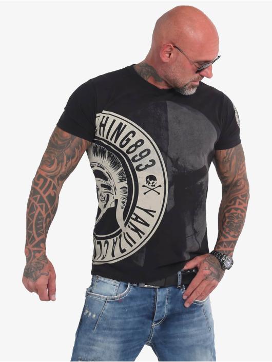 Yakuza T-Shirt Spartan schwarz