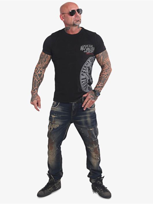 Yakuza T-Shirt Jodas schwarz