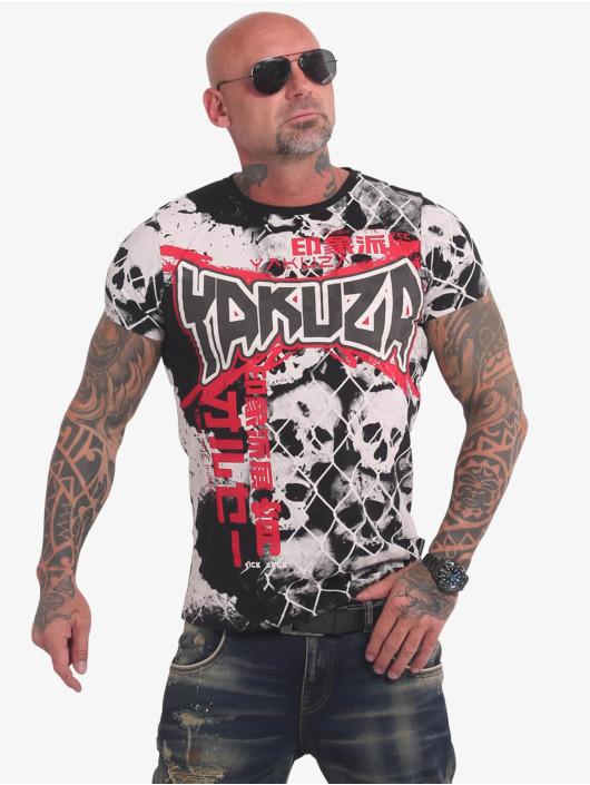 Yakuza T-Shirt Killing Fields schwarz