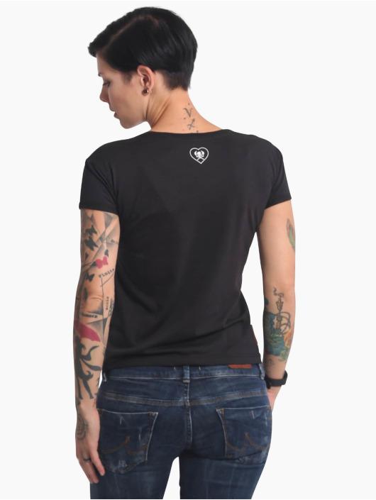 Yakuza T-Shirt No Way Out Box Fit schwarz