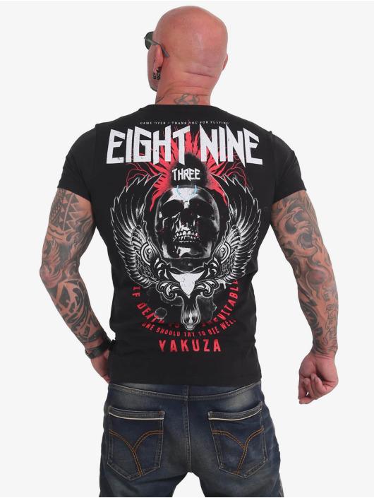 Yakuza T-Shirt Inevitable schwarz