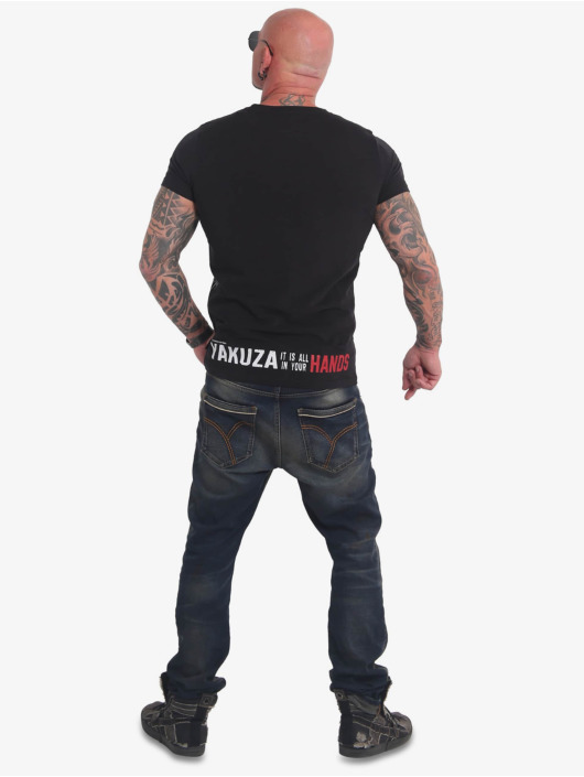 Yakuza T-Shirt Carnal schwarz
