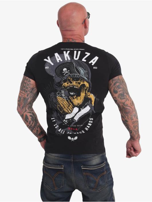 Yakuza T-Shirt Wey schwarz