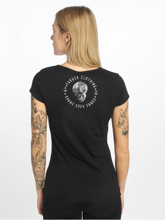 Yakuza T-shirt Your Hate svart