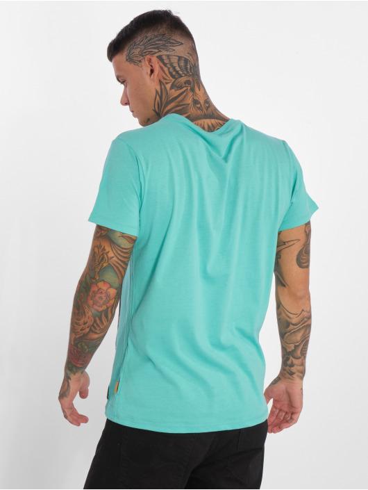 Yakuza T-Shirt Jerk it out türkis