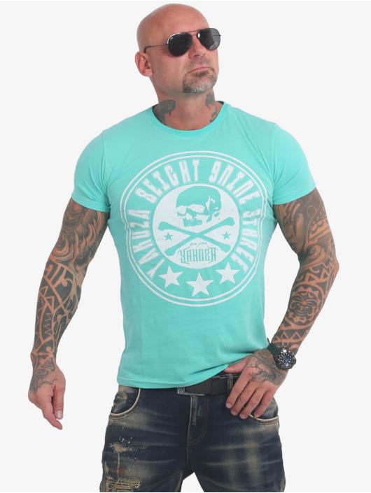 Yakuza T-Shirt Inner Circle türkis