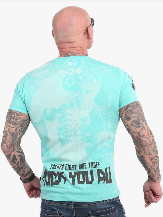 Yakuza T-shirt F.Y.A. turkos