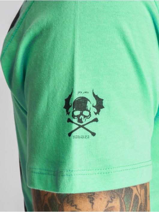 Yakuza T-Shirt Columbian Original turquoise