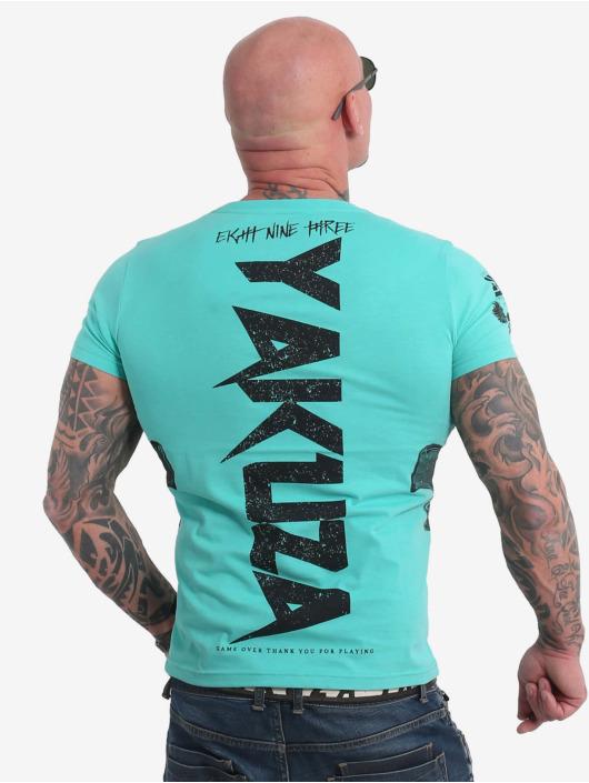 Yakuza T-Shirt Gaucho turquoise