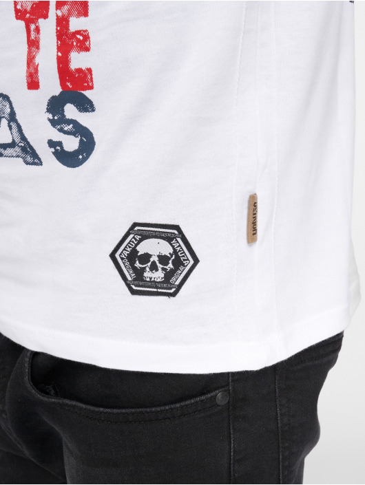 Yakuza T-Shirt Por Que No weiß